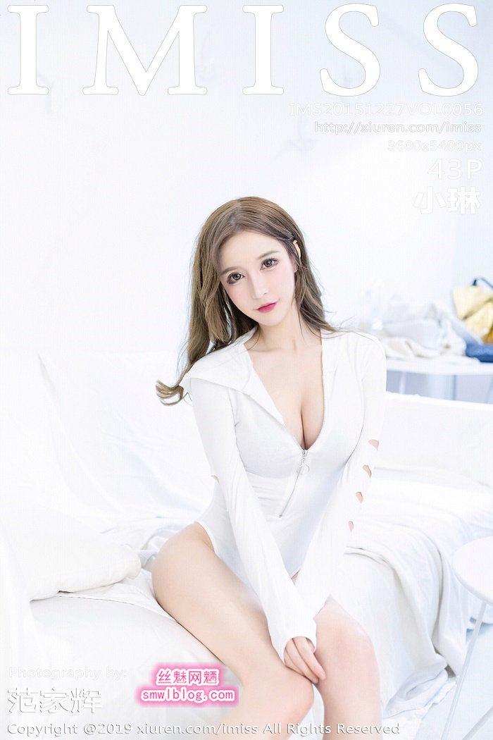 [IMISS爱蜜社]2019.04.04 VOL.336 小琳[43+1P/34.5M]
